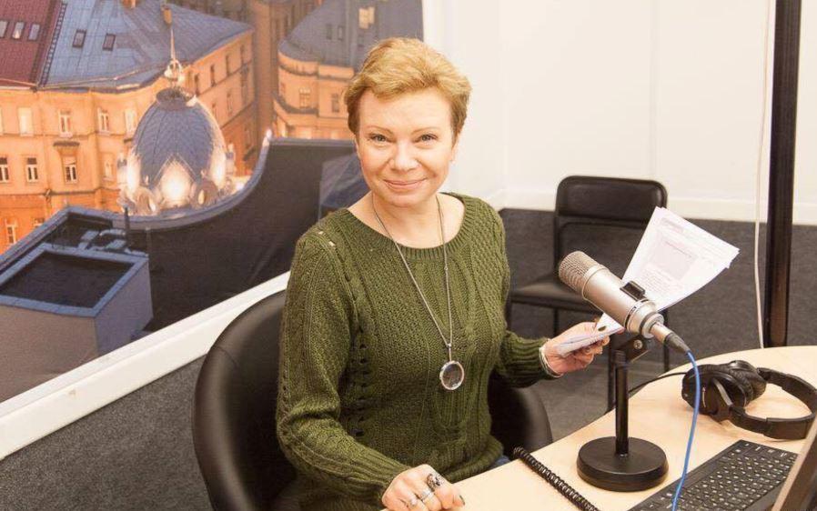 Оксана Баршева